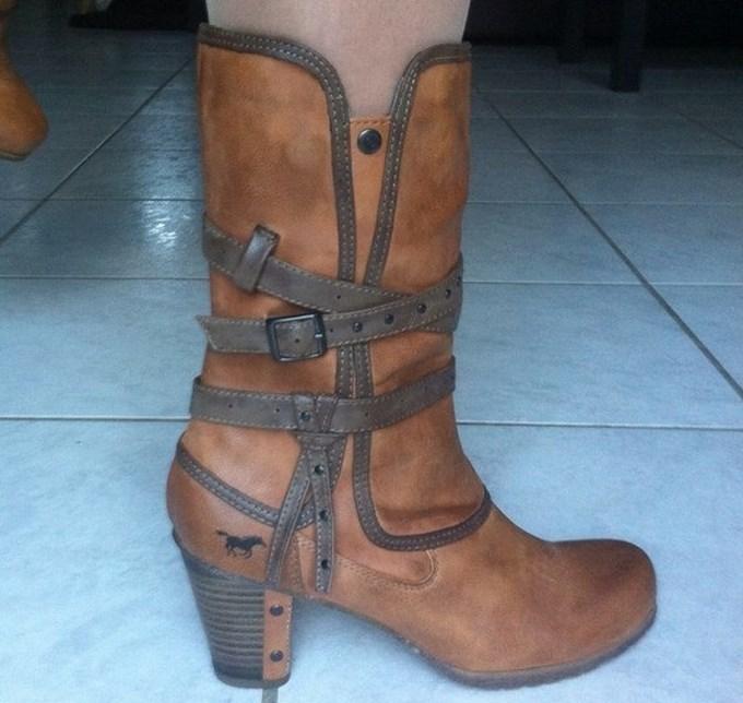 Mes chères nouvelles bottes !
