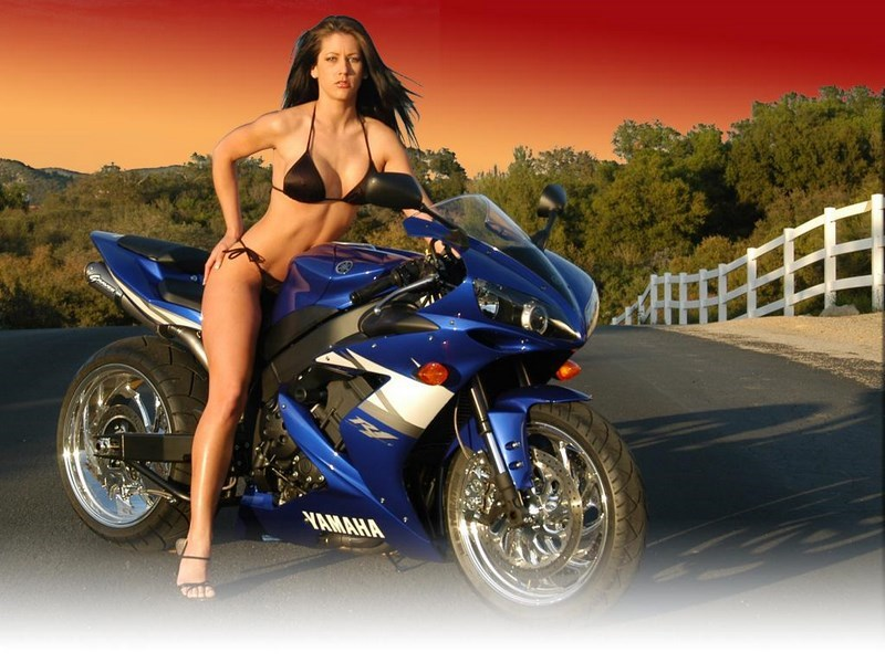 Je suis fan de moto de route