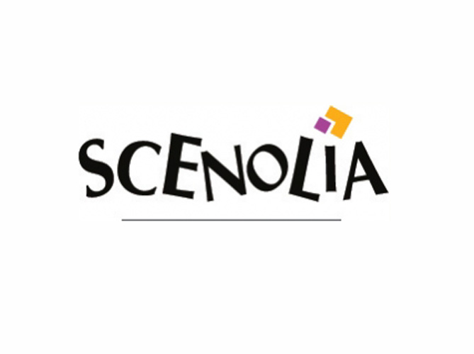 Logo site scenolia.com