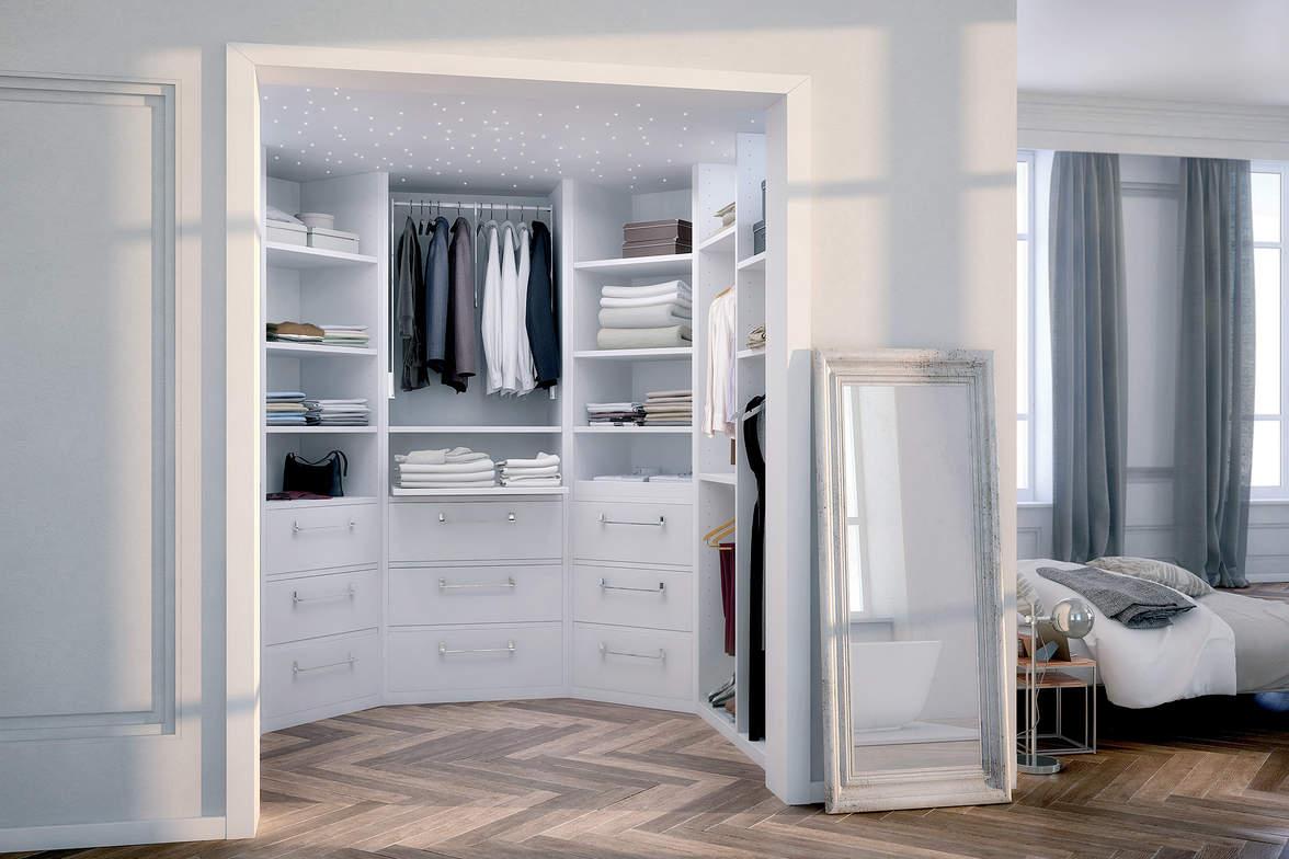 un site de vente d armoire sur mesure. Black Bedroom Furniture Sets. Home Design Ideas