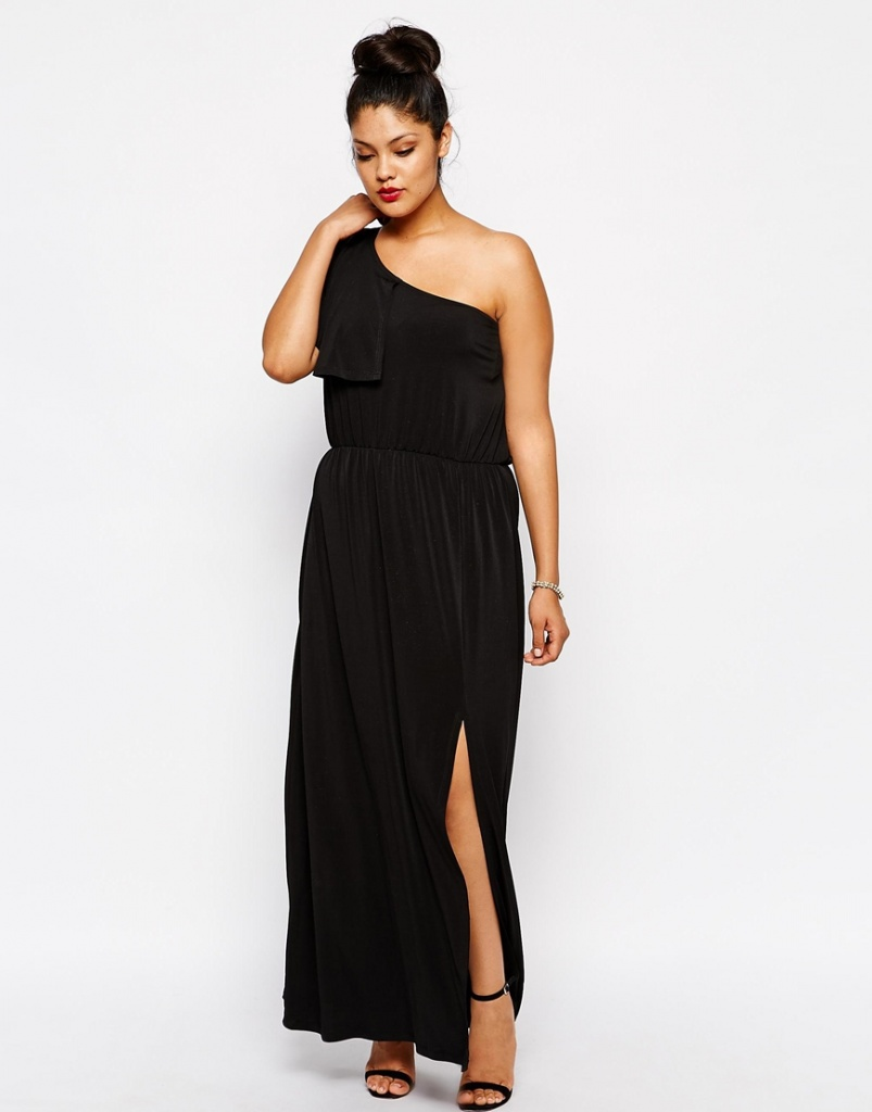 robe femme forte une collection grande taille l gante et. Black Bedroom Furniture Sets. Home Design Ideas