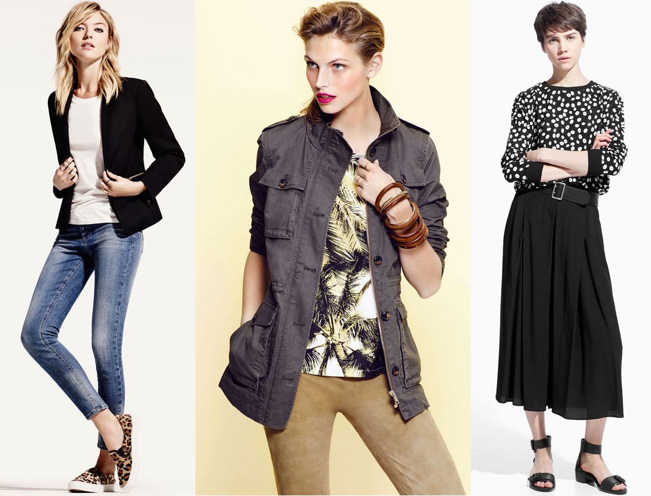 Mode tendance j 39 ai une amie folle de mode - Mode printemps etequelles sont les tendances a suivre ...