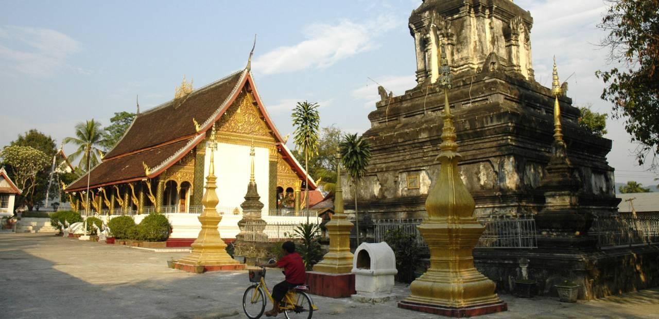 Un voyage original au Laos