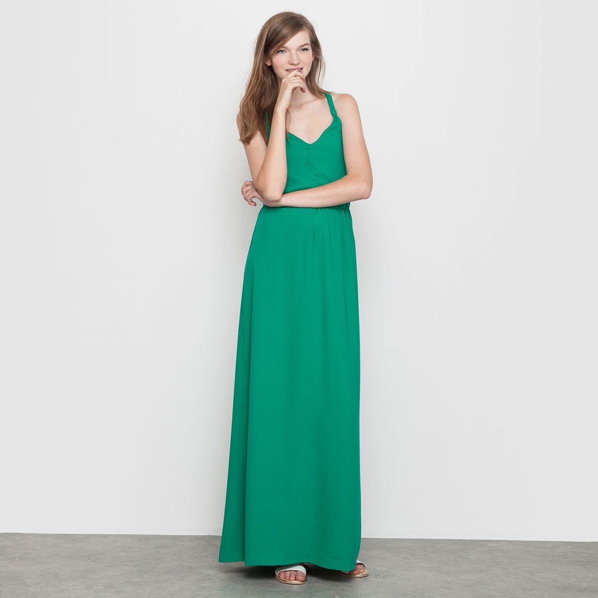 Adoptez la classe de la robe longue