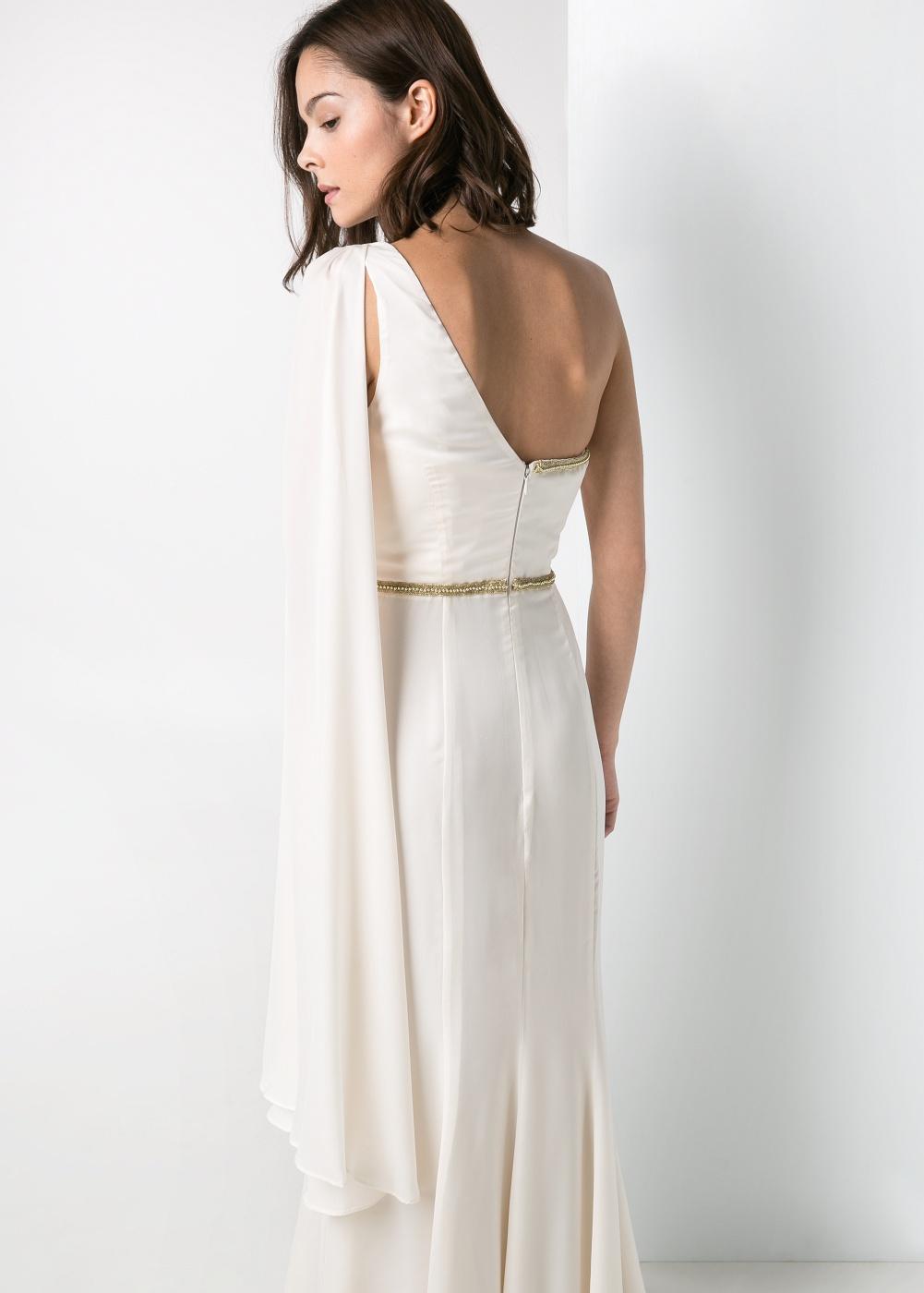 J'ai acheté la robe longue de mes rêves