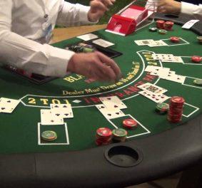 Blackjack: de plus en plus virtuel
