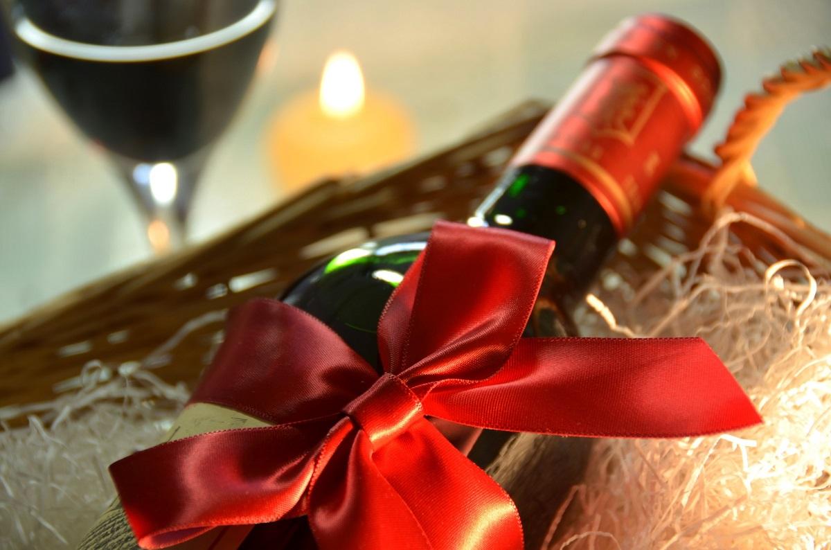 Offrir du vin, un beau cadeau
