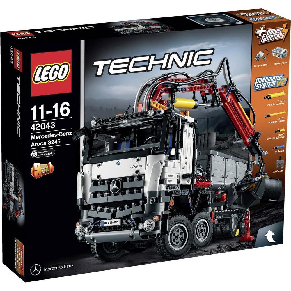 camion lego technic