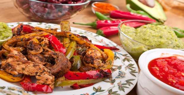 cuisine mexicaine recette