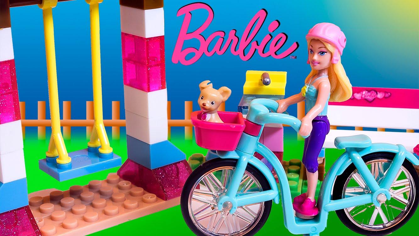 lego barbie