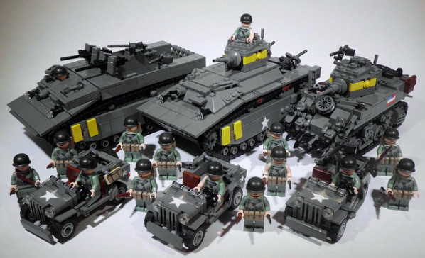lego militaire