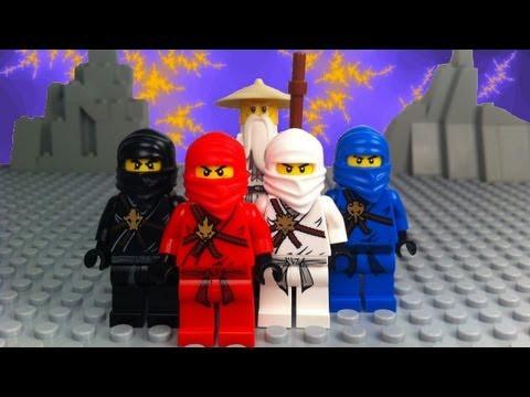lego ninjago episode 1
