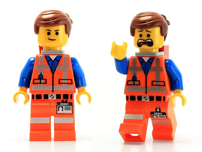 lego personnage