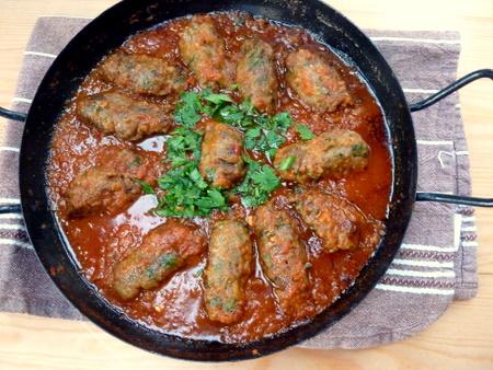 recette cuisine orientale