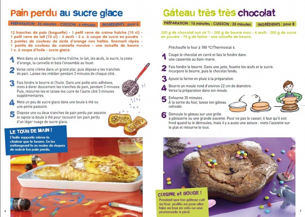 recette de cuisine gratuite