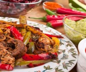 recette de cuisine mexicaine