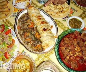 recette de cuisine ramadan