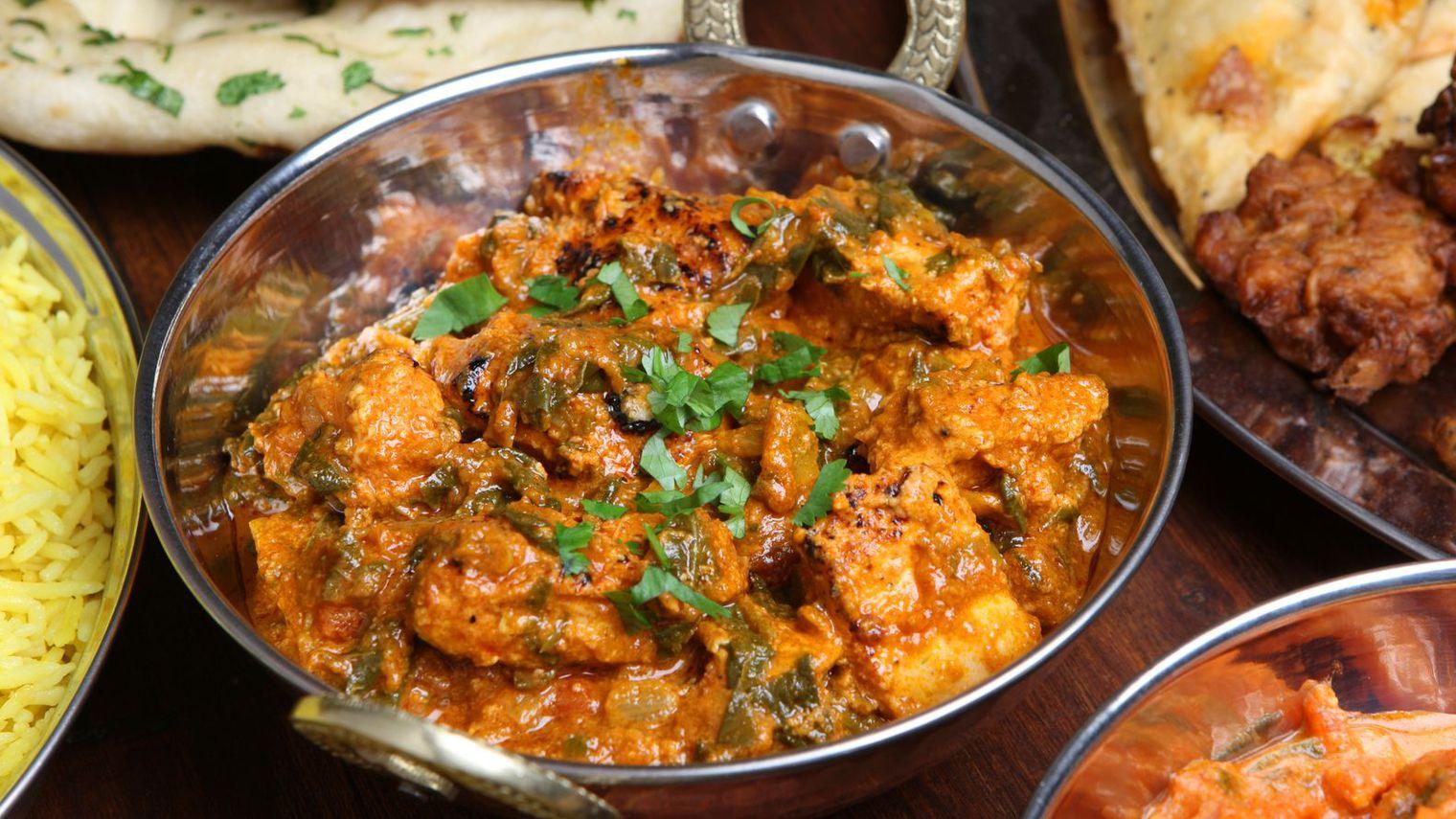 recettes cuisine indienne