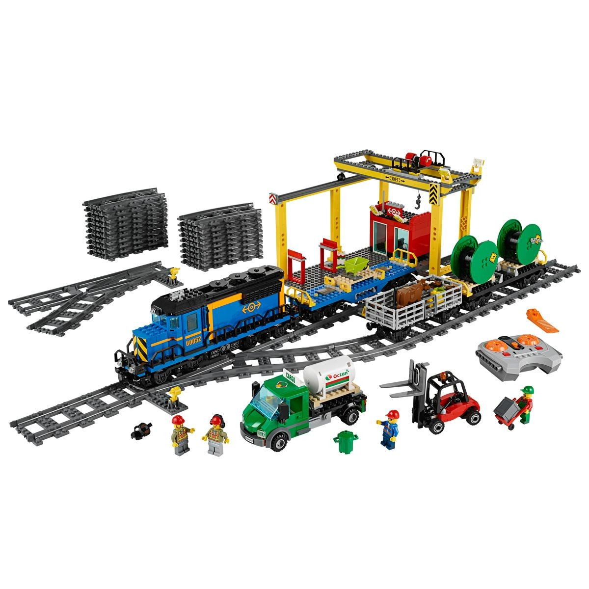 train lego city