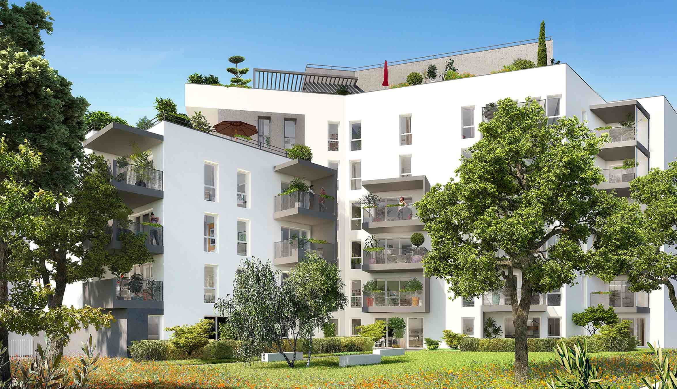 Bénéficier d'avantages en achetant un appartement neuf à sete