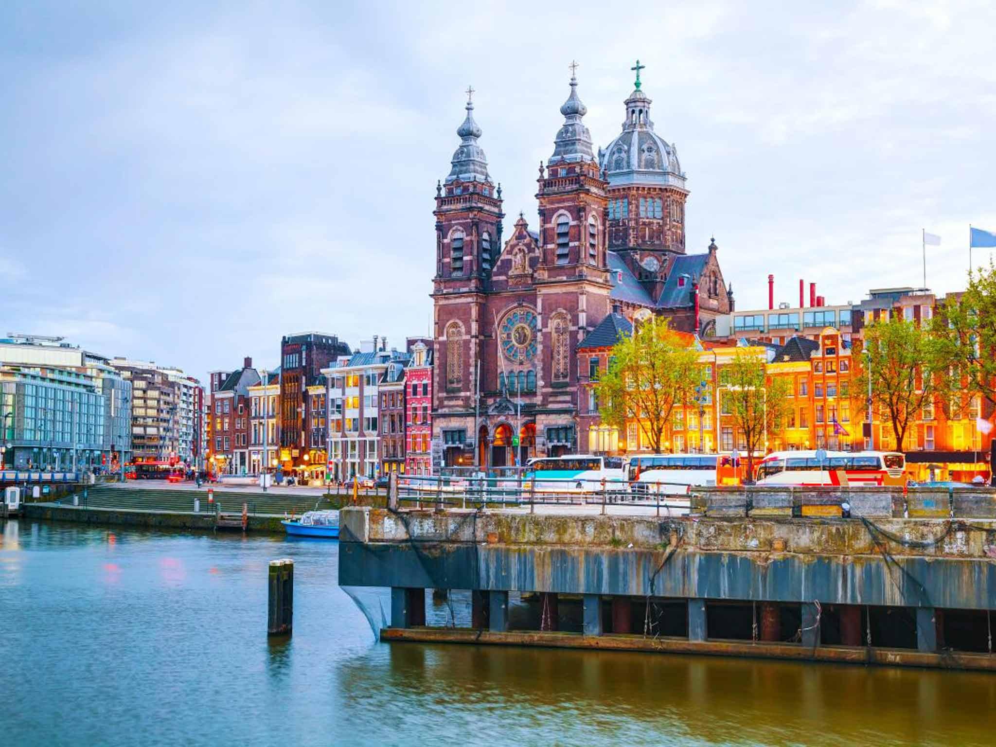 Amsterdam : une ville à visiter absolument