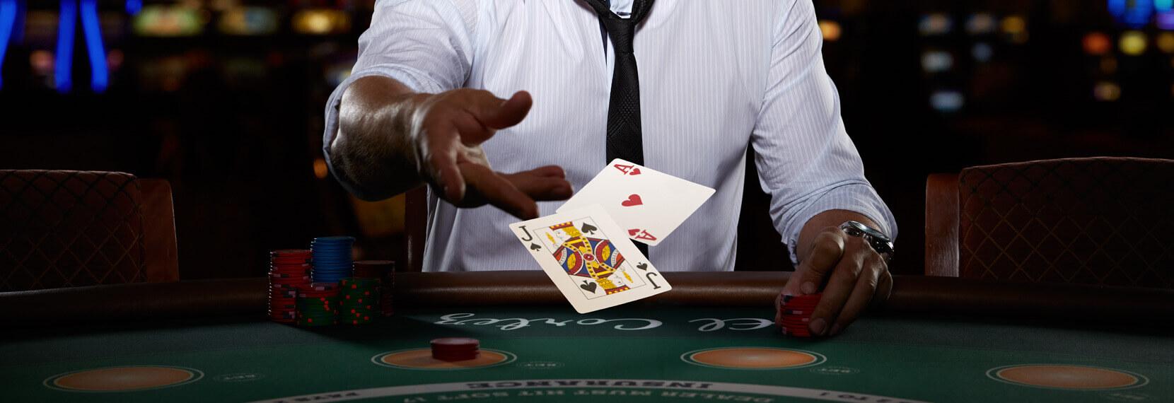 Blackjack : trouver la bonne stratégie de jeu