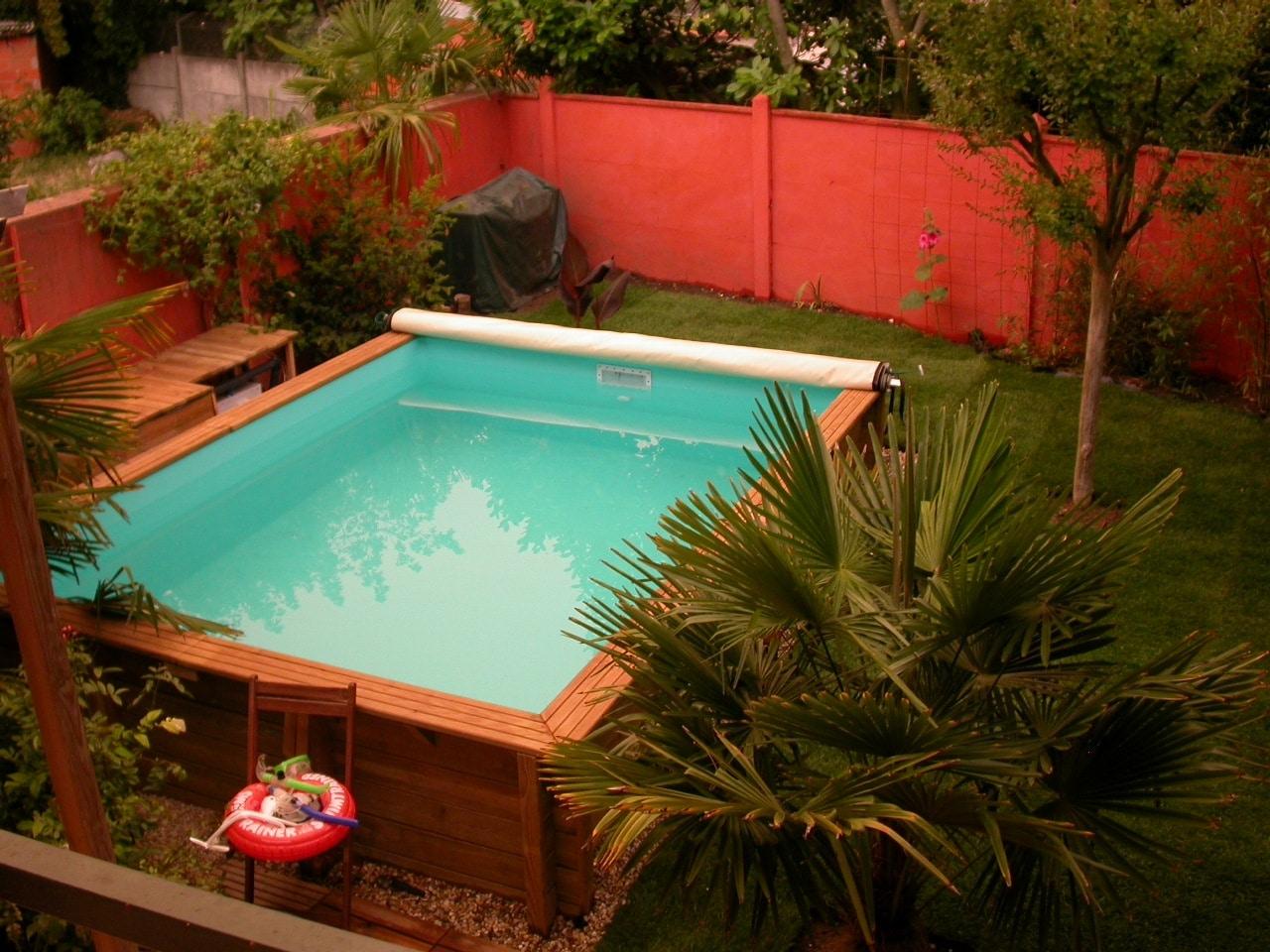 comment fabriquer une piscine. Black Bedroom Furniture Sets. Home Design Ideas