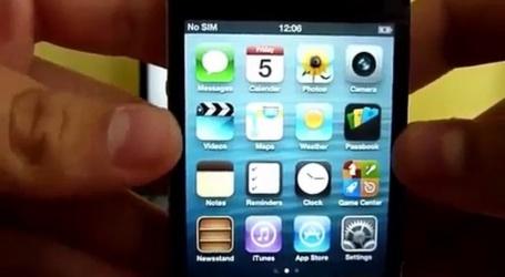 Comment deverrouiller carte sim iphone ?