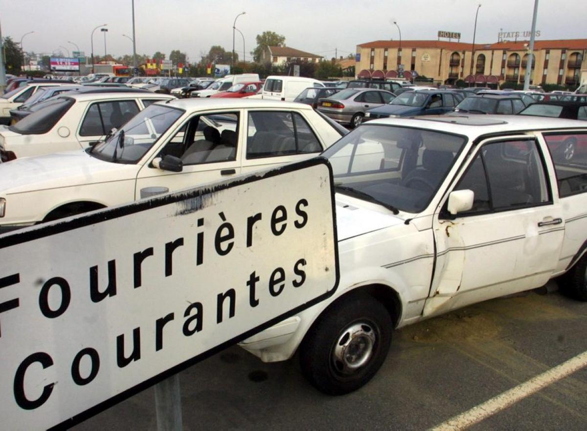 Une disparition inquiétante de votre voiture ?