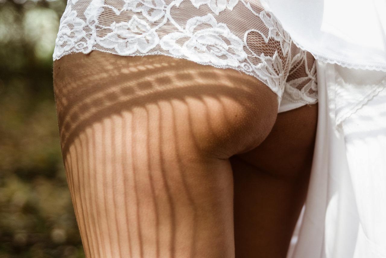 Tunique femme dentelle