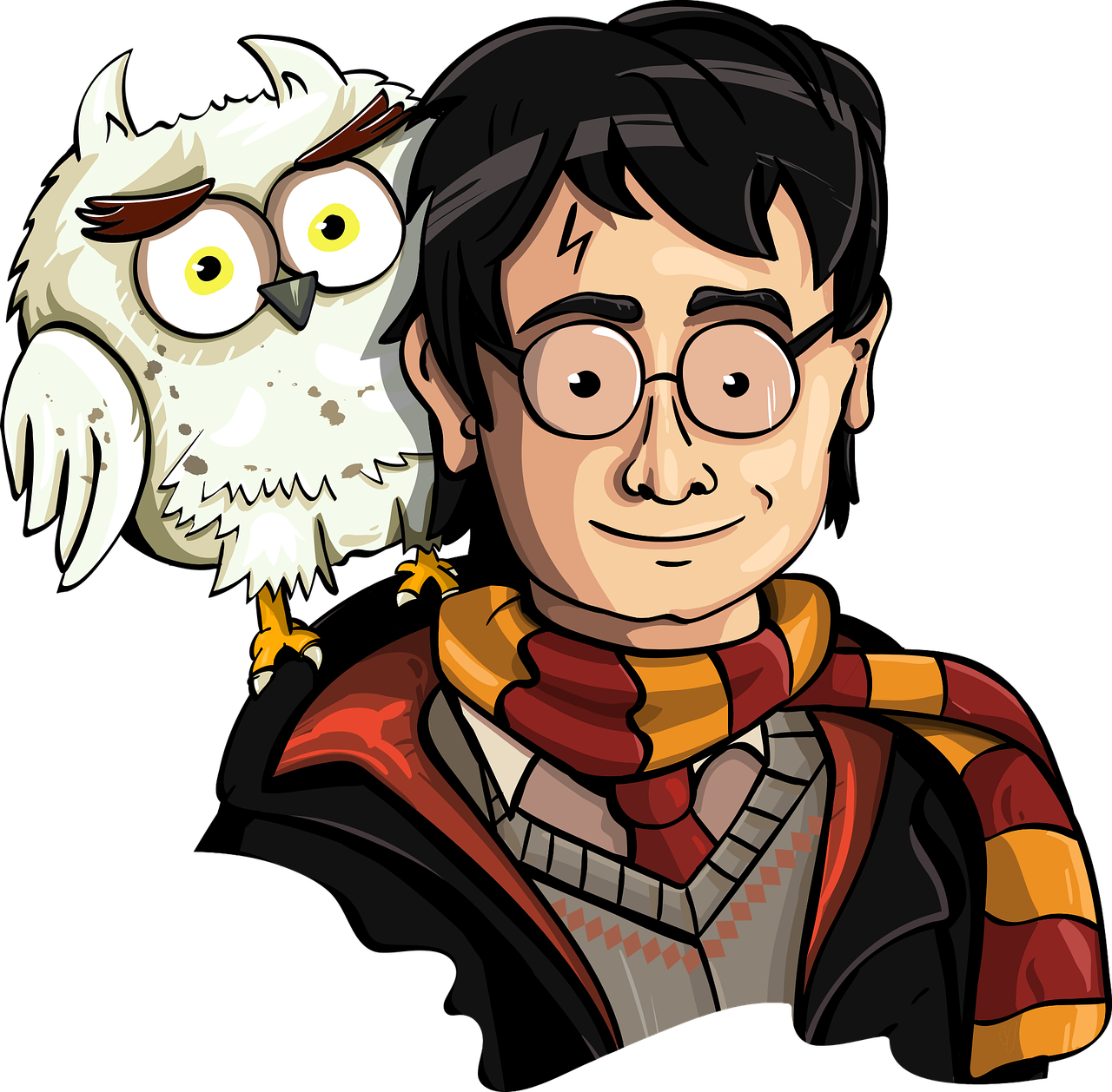 Coloriage Harry Potter Coloriez L Univers Magique