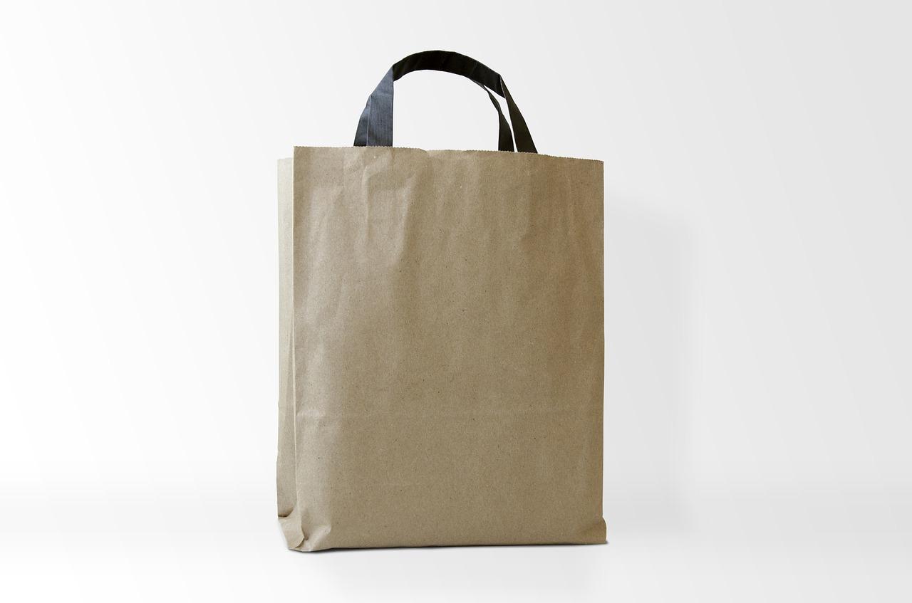 Le sac kraft personnalisé
