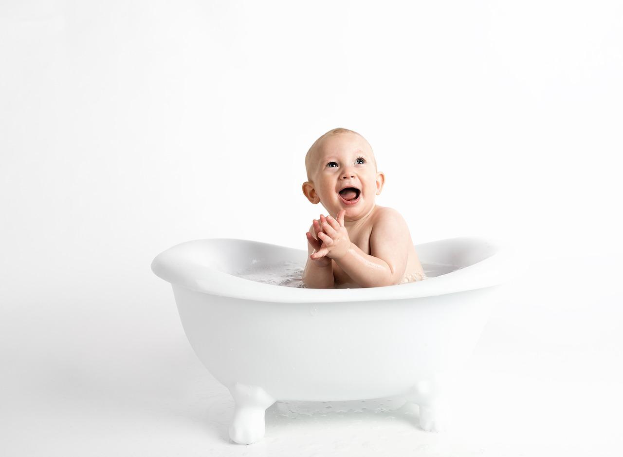Choisir une baignoire pour votre bébé